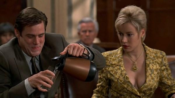 "Dal film ""Bugiardo Bugiardo"" (1997) con Jim Carrey."